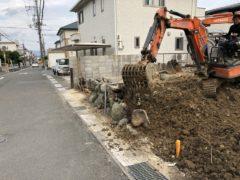 京都府 解体工事 「 長岡京市うぐいす台」 DAY5 完工
