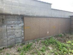 京都市 解体工事 『伏見区東陵町』CBブロック塀部分解体