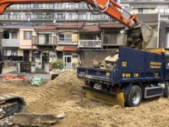 京都市 解体工事 「 伏見区深草越後屋敷町」 DAY9 完工