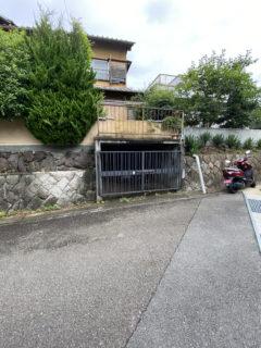 京都市 解体工事 「 伏見区醍醐」 DAY1 着工