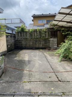 京都市 解体工事 「 伏見区醍醐」