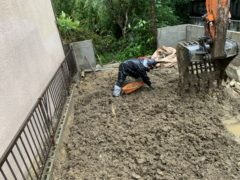 京都府 解体工事 「 向日市森本町 木造2階建 」 DAY5 完了