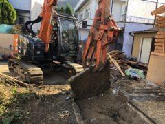 京都市 解体工事 「 伏見区醍醐」 DAY4
