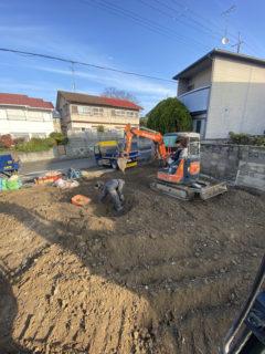 京都市 解体工事 「 伏見区醍醐」 DAY13 完工