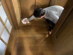 京都府 解体工事 「 向日市」在来風呂解体工事