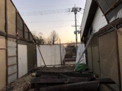 京都市 解体工事 「 北区大将軍」 DAY2