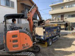 京都市 解体工事 「 南区東九条」 DAY6 完工