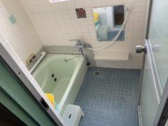 京都府 浴室 解体工事 「 向日市 上植野町」