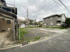 京都市 整地工事 「 北区等持院南町」