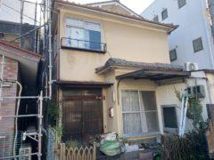 京都市 解体工事 「 山科区西野山百々町」 DAY1 着工