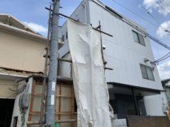 京都市 解体工事 「 山科区西野山百々町」 DAY3