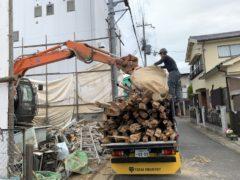 京都市 解体工事 「 山科区西野山百々町」 DAY6