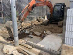 京都市 解体工事 「 山科区西野山百々町」 DAY7 完工