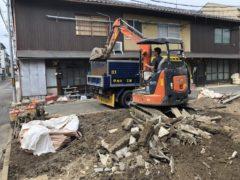 京都市 解体工事 「 右京区太秦安井東裏町」 DAY5 完工