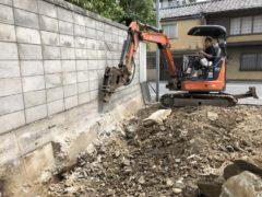 京都市 解体工事 「 右京区山ノ内八反田町」 DAY4 完工
