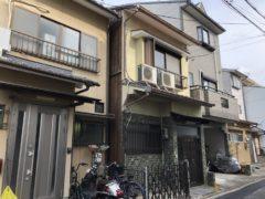 京都市 解体工事 「 中京区西ノ京笠殿町」
