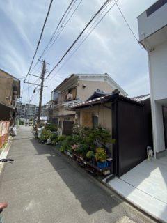 京都市 解体工事 「 南区西九条島町」