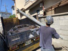 京都市 解体工事 「 左京区一乗寺松原町」 DAY8 完工