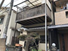 京都市 解体工事 「 右京区西院矢掛町」