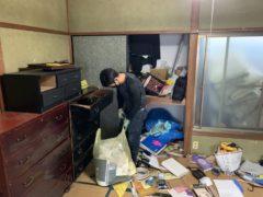 京都市 残地物撤去工事 「 右京区西院矢掛町」