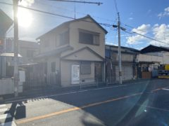 京都市 解体工事 「 伏見区深草森吉町」