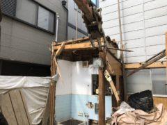 京都市 解体工事 「 右京区西院矢掛町」 DAY4