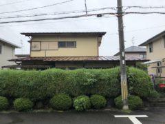 京都府 解体工事 「 長岡京市うぐいす台」